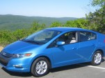 2010 Honda Insight - front three-quarter