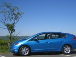 2010 Honda Insight - side
