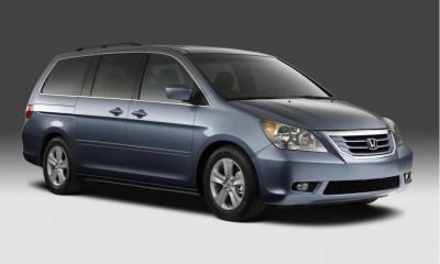 2010 Honda Odyssey Photos