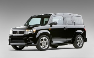 2010 Honda Element Recalled for Shift Problem