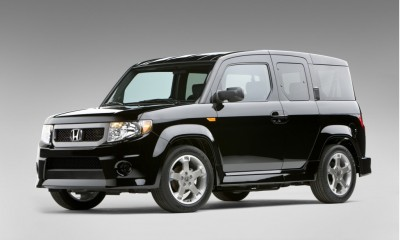 2010 Honda Element Photos