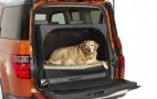 Weeklong Test: Honda Element 4WD EX With Dog Friendly Package