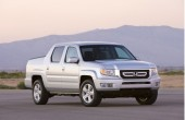 2010 Honda Ridgeline Photos
