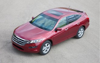 The 2010 Honda Accord Crosstour is the Family Truckster for a New Generation