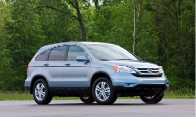 2010 Honda CR-V Photos