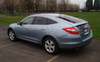 Honda Recalls 2010 Accord Crosstour For Airbag Issue