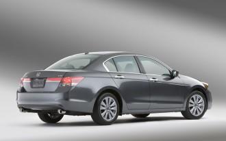 Honda Unveils Updated 2011 Accord