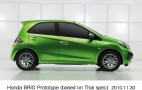 Honda Unveils Brio, Its Smallest Car, For Asian Markets Only