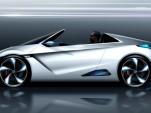2011 Honda Small Sports EV Concept