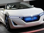 2011 Honda EV-STER Concept live photos 