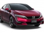 Honda Clarity On Sale Late In 2016; Plug-In Hybrid To Get 40 Miles Of Range