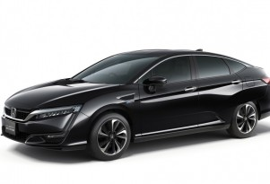 2017 Honda Clarity Fuel Cell Priced 'Around $60,000,' CA Launch Before End Of Year