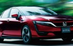 2017 Honda Clarity preview