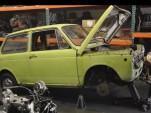 Honda N600 restoration