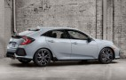 2017 Honda Civic Hatchback first look