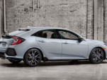 Honda goes practical, upscale with new Civic Hatchback