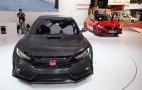 Honda Civic Type R Prototype debuts in Paris