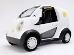Kabuku and Honda have created a 3D printed car
