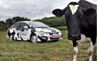 Animal Methane Could Be Used To Power Fuel Cell Cars