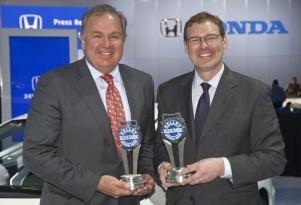 Cadillac, Ford, Honda, Porsche Win Big At 2012 Brand Image Awards