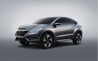 Honda Urban SUV Concept: 2013 Detroit Auto Show