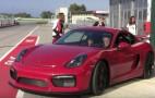 Horacio Pagani is quite the Porsche fan