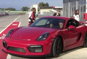 Horacio Pagani is a Porsche enthusiast