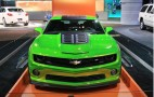 Chevrolet Camaro Hot Wheels Concept Live Photos: L.A. Auto Show