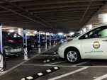Google Adds Clout To Electric-Car Charging At Work Effort