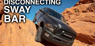 How do disconnecting sway bars work?