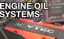 How engine oil systems work