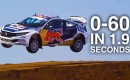 How Global Rallycross cars hit 60 mph in 1.9 seconds