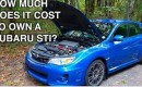 How Much Does It Cost To Own A Subaru WRX STI?
