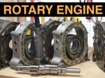 How the rotary engine works