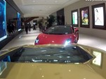 How to drive a Lamborghini through a shopping mall