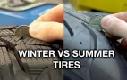 How winter tires differ from summer tires