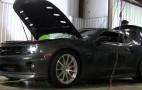 847 Horsepower Twin-Turbo Hennessey HPE800 Camaro
