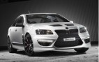 HSV Unveils SV Black Edition Range At 2011 Australian Motor Show