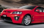 HSV Commodore range gets 6.2L LS3 powerplant