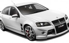 HSV W427 LS7-Powered Commodore Sedan Goes Into Production