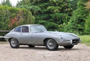 1964 Jaguar E-Type barn find for sale in France