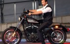 Hugh Jackman Is Off-The-Chain Ironic on His Harley