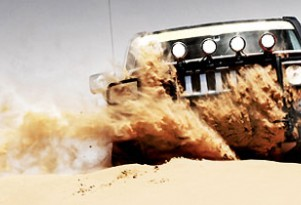 Hummer announces off-road driving academy in the Sahara