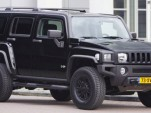 Hummer H3 Black Edition
