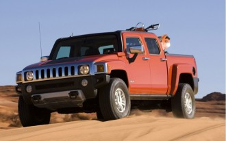 2010 Hummer H3 And H3T Treading Water Before Real Change