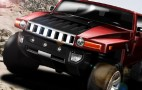 HUMMER HX Concept headed for Detroit