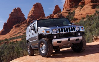 HUMMER Sale To China's Tengzhong Official