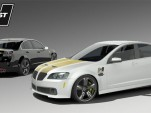 Hurst H.O Pontiac G8s