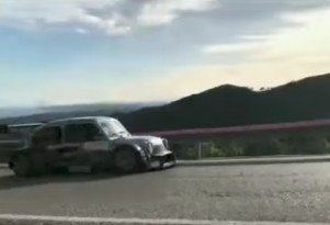Hyabusa-powered Seat 600 is a hill climb beast