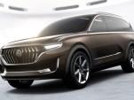 Hybrid Kinetic K750 concept by Pininfarina, 2017 Shanghai auto show